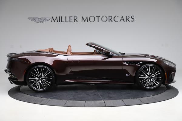 New 2020 Aston Martin DBS Superleggera for sale $349,036 at Aston Martin of Greenwich in Greenwich CT 06830 8
