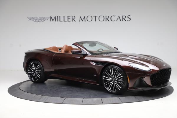 New 2020 Aston Martin DBS Superleggera for sale $349,036 at Aston Martin of Greenwich in Greenwich CT 06830 9