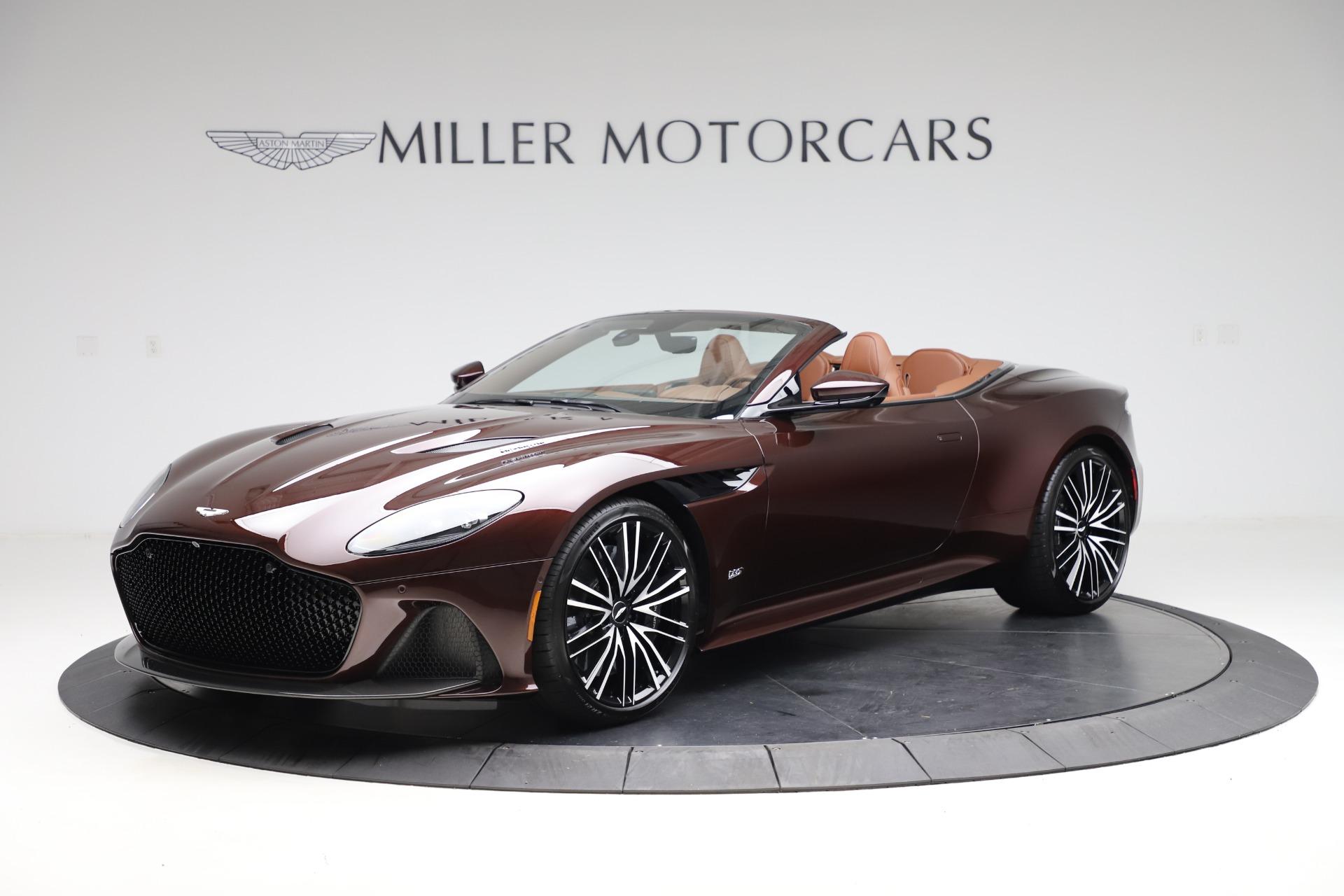 New 2020 Aston Martin DBS Superleggera for sale $349,036 at Aston Martin of Greenwich in Greenwich CT 06830 1