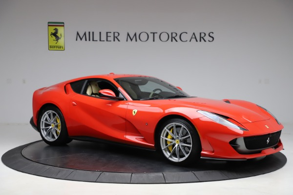 Used 2019 Ferrari 812 Superfast for sale Sold at Aston Martin of Greenwich in Greenwich CT 06830 10