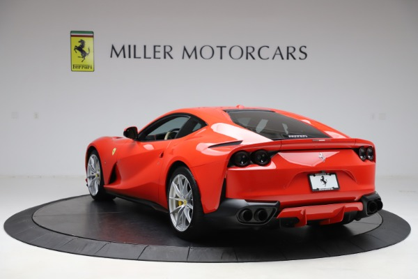 Used 2019 Ferrari 812 Superfast for sale Sold at Aston Martin of Greenwich in Greenwich CT 06830 5