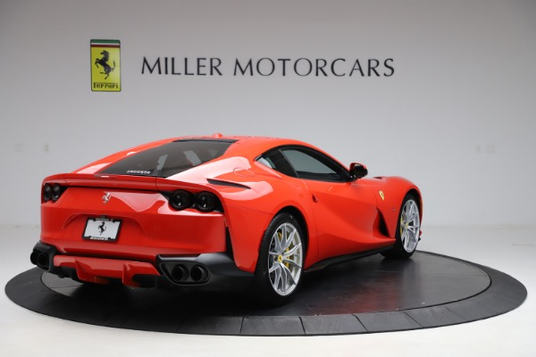 Used 2019 Ferrari 812 Superfast for sale Sold at Aston Martin of Greenwich in Greenwich CT 06830 7