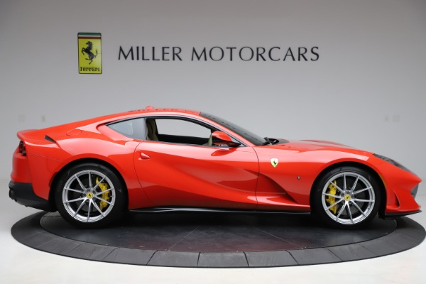 Used 2019 Ferrari 812 Superfast for sale Sold at Aston Martin of Greenwich in Greenwich CT 06830 9