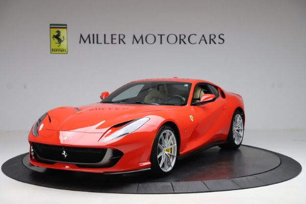 Used 2019 Ferrari 812 Superfast for sale Sold at Aston Martin of Greenwich in Greenwich CT 06830 1