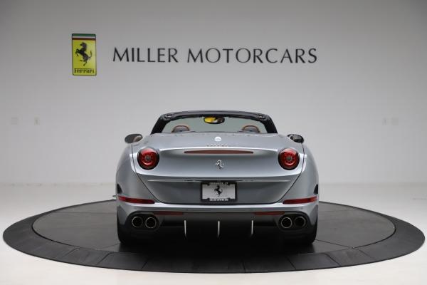 Used 2016 Ferrari California T for sale $142,900 at Aston Martin of Greenwich in Greenwich CT 06830 6