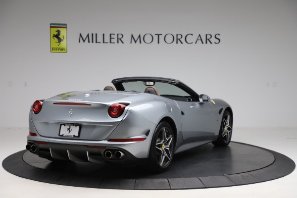 Used 2016 Ferrari California T for sale $142,900 at Aston Martin of Greenwich in Greenwich CT 06830 7