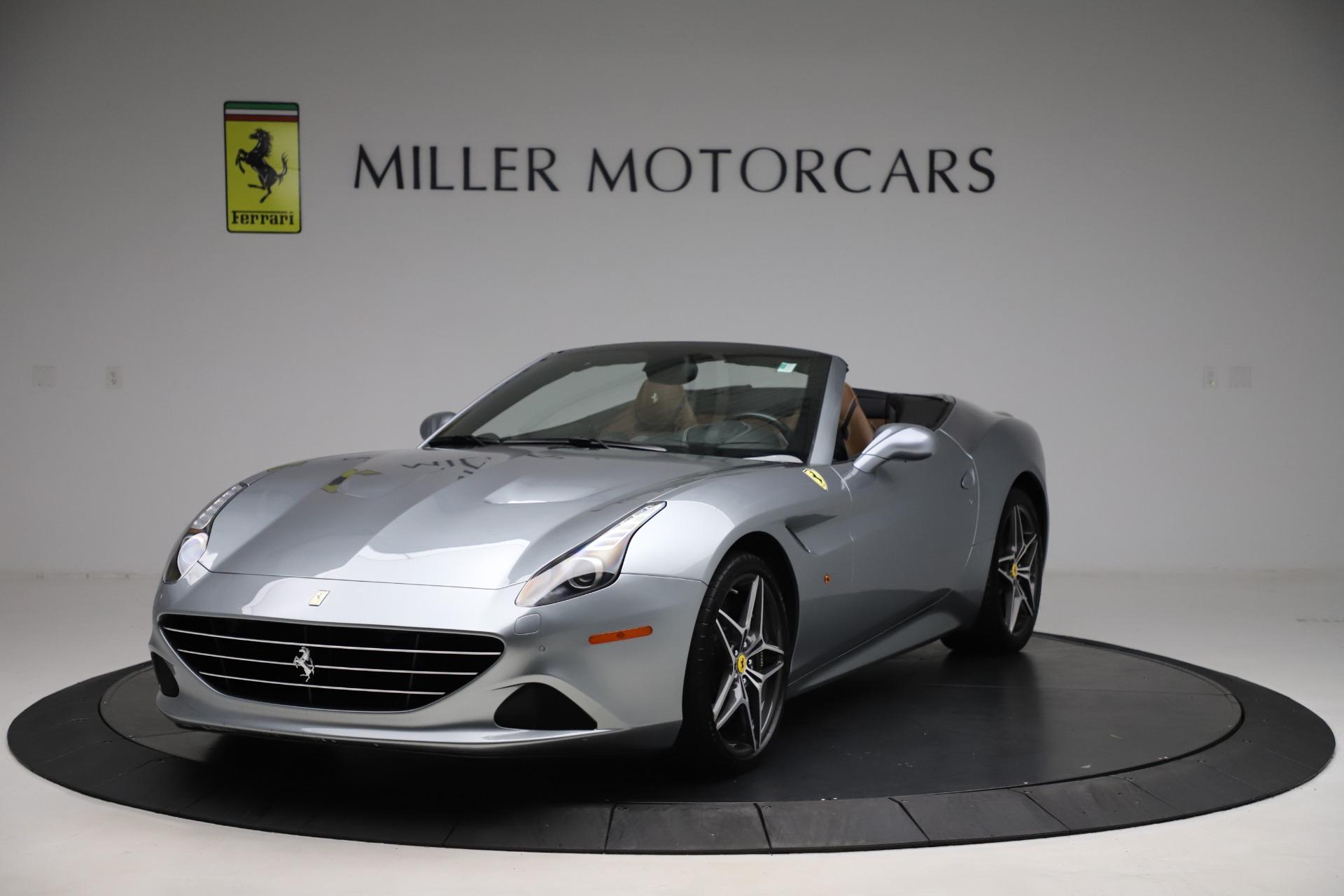 Used 2016 Ferrari California T for sale $142,900 at Aston Martin of Greenwich in Greenwich CT 06830 1