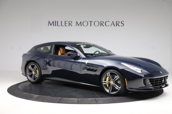 Used 2020 Ferrari GTC4Lusso for sale $329,900 at Aston Martin of Greenwich in Greenwich CT 06830 10