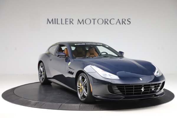 Used 2020 Ferrari GTC4Lusso for sale $319,900 at Aston Martin of Greenwich in Greenwich CT 06830 11