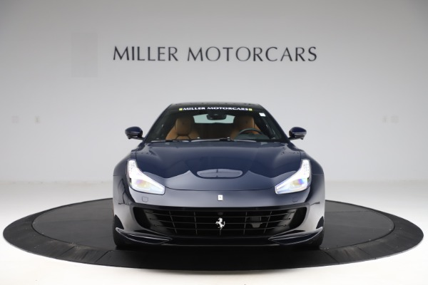 Used 2020 Ferrari GTC4Lusso for sale $329,900 at Aston Martin of Greenwich in Greenwich CT 06830 12