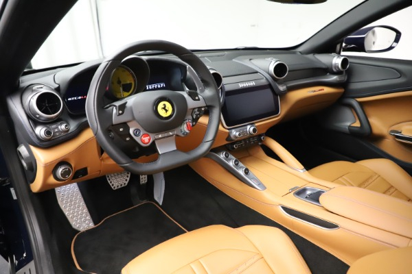 Used 2020 Ferrari GTC4Lusso for sale $329,900 at Aston Martin of Greenwich in Greenwich CT 06830 13