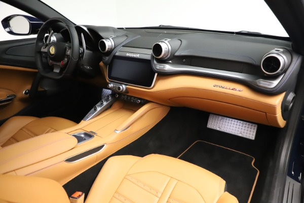 Used 2020 Ferrari GTC4Lusso for sale $319,900 at Aston Martin of Greenwich in Greenwich CT 06830 18