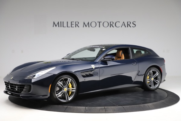 Used 2020 Ferrari GTC4Lusso for sale $329,900 at Aston Martin of Greenwich in Greenwich CT 06830 2