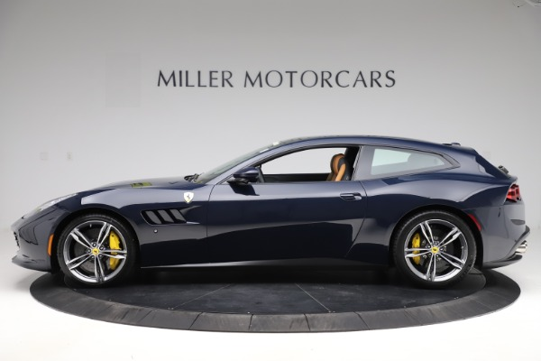 Used 2020 Ferrari GTC4Lusso for sale $329,900 at Aston Martin of Greenwich in Greenwich CT 06830 3