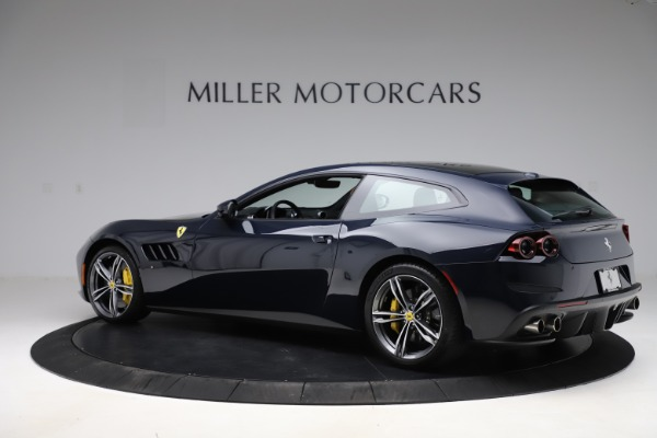 Used 2020 Ferrari GTC4Lusso for sale $329,900 at Aston Martin of Greenwich in Greenwich CT 06830 4