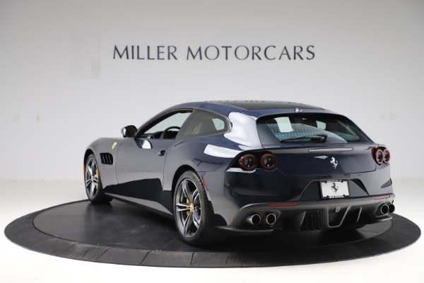Used 2020 Ferrari GTC4Lusso for sale $329,900 at Aston Martin of Greenwich in Greenwich CT 06830 5