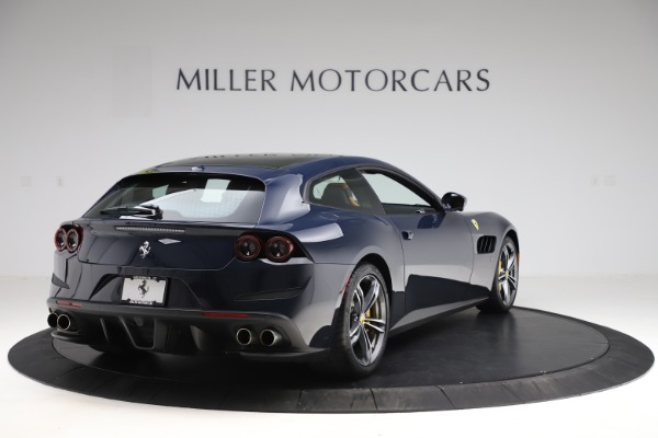 Used 2020 Ferrari GTC4Lusso for sale $329,900 at Aston Martin of Greenwich in Greenwich CT 06830 7