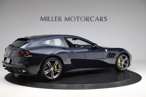 Used 2020 Ferrari GTC4Lusso for sale $329,900 at Aston Martin of Greenwich in Greenwich CT 06830 8