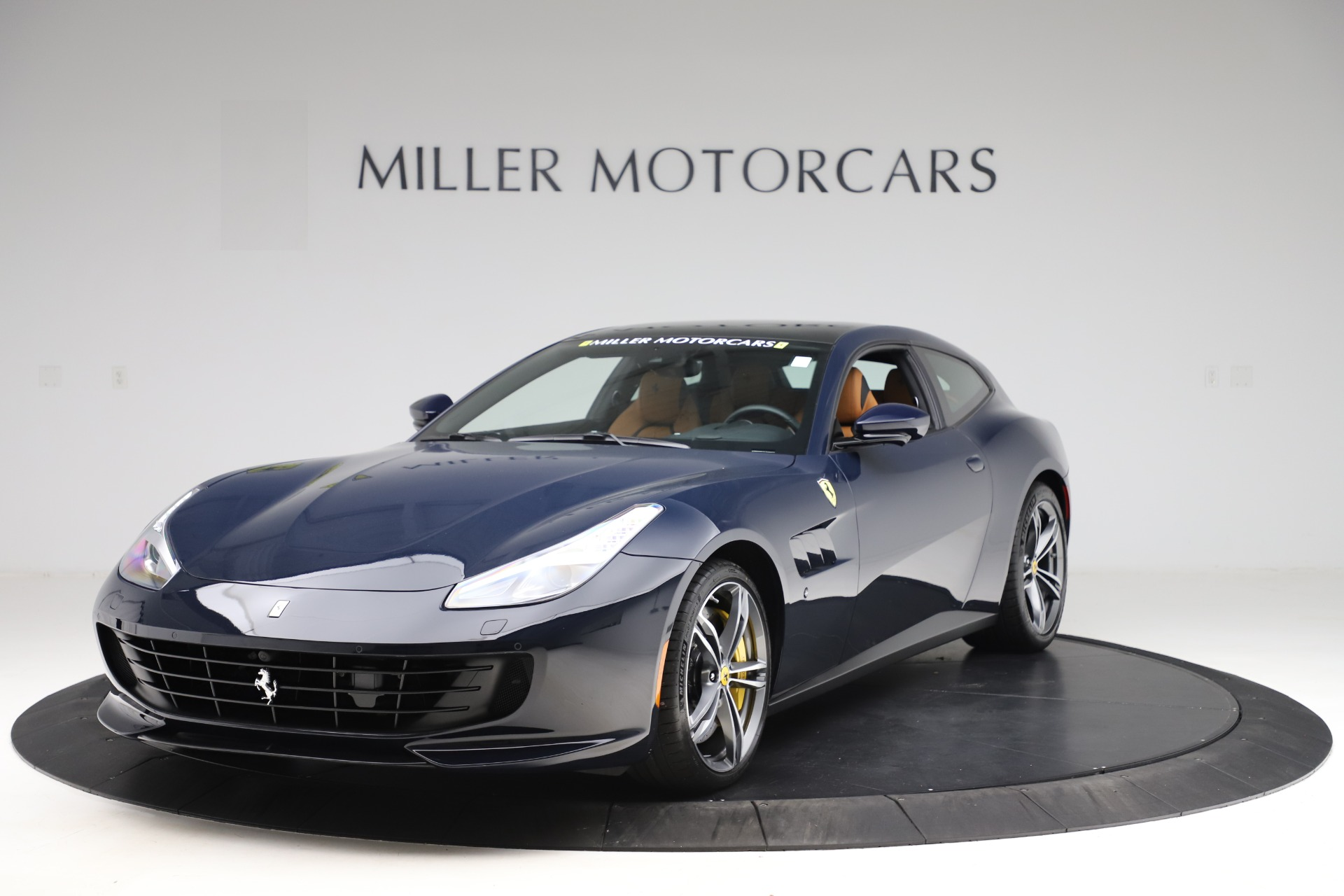 Used 2020 Ferrari GTC4Lusso for sale $319,900 at Aston Martin of Greenwich in Greenwich CT 06830 1