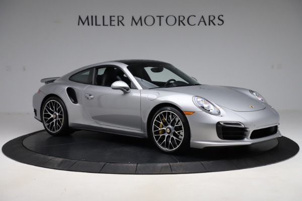 Used 2015 Porsche 911 Turbo S for sale $121,900 at Aston Martin of Greenwich in Greenwich CT 06830 10