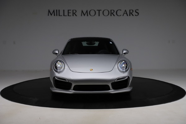 Used 2015 Porsche 911 Turbo S for sale $121,900 at Aston Martin of Greenwich in Greenwich CT 06830 12