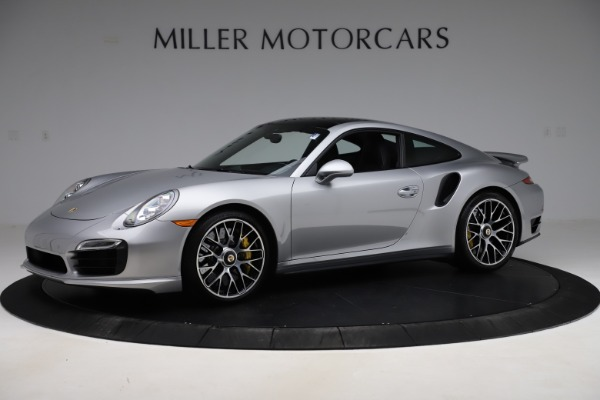 Used 2015 Porsche 911 Turbo S for sale $121,900 at Aston Martin of Greenwich in Greenwich CT 06830 2