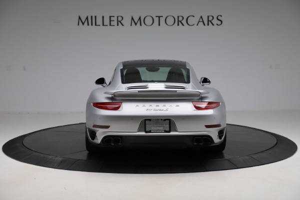 Used 2015 Porsche 911 Turbo S for sale $121,900 at Aston Martin of Greenwich in Greenwich CT 06830 6