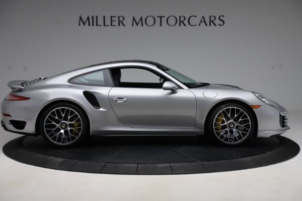 Used 2015 Porsche 911 Turbo S for sale $121,900 at Aston Martin of Greenwich in Greenwich CT 06830 9