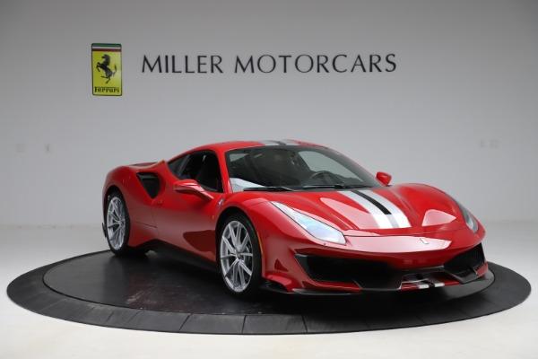 Used 2020 Ferrari 488 Pista for sale Sold at Aston Martin of Greenwich in Greenwich CT 06830 11