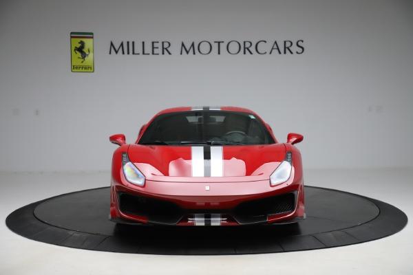 Used 2020 Ferrari 488 Pista for sale Sold at Aston Martin of Greenwich in Greenwich CT 06830 12