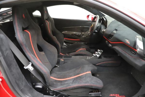 Used 2020 Ferrari 488 Pista for sale Sold at Aston Martin of Greenwich in Greenwich CT 06830 17