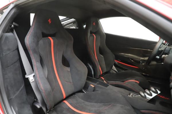 Used 2020 Ferrari 488 Pista for sale Sold at Aston Martin of Greenwich in Greenwich CT 06830 18