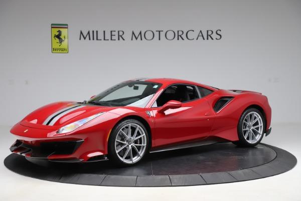 Used 2020 Ferrari 488 Pista for sale Sold at Aston Martin of Greenwich in Greenwich CT 06830 2