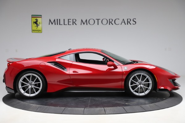 Used 2020 Ferrari 488 Pista for sale Sold at Aston Martin of Greenwich in Greenwich CT 06830 9