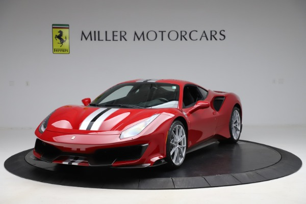 Used 2020 Ferrari 488 Pista for sale Sold at Aston Martin of Greenwich in Greenwich CT 06830 1