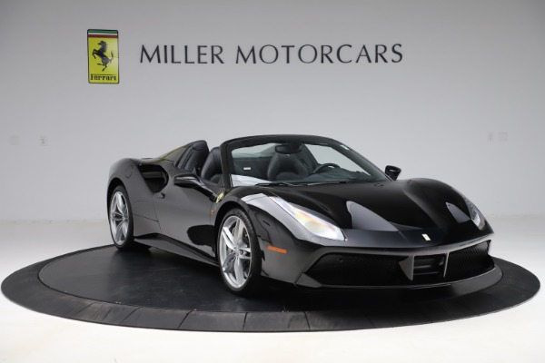 Used 2016 Ferrari 488 Spider for sale $242,900 at Aston Martin of Greenwich in Greenwich CT 06830 11