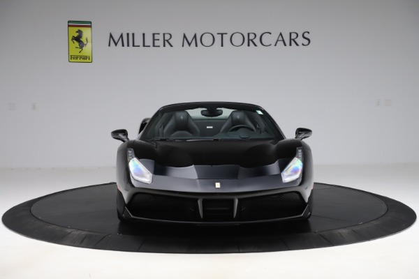 Used 2016 Ferrari 488 Spider for sale $242,900 at Aston Martin of Greenwich in Greenwich CT 06830 12
