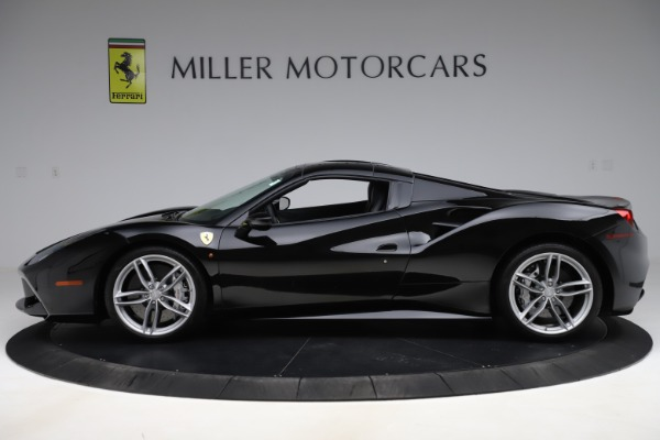 Used 2016 Ferrari 488 Spider for sale Sold at Aston Martin of Greenwich in Greenwich CT 06830 14