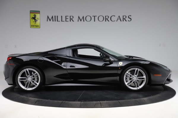 Used 2016 Ferrari 488 Spider for sale Sold at Aston Martin of Greenwich in Greenwich CT 06830 16