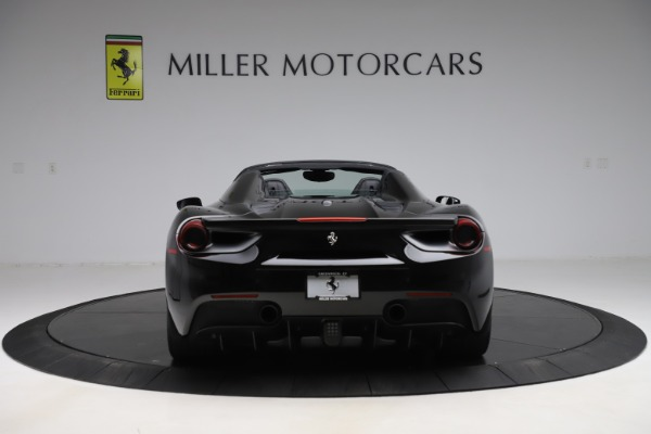 Used 2016 Ferrari 488 Spider for sale $242,900 at Aston Martin of Greenwich in Greenwich CT 06830 6