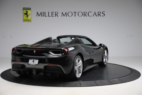 Used 2016 Ferrari 488 Spider for sale $242,900 at Aston Martin of Greenwich in Greenwich CT 06830 7