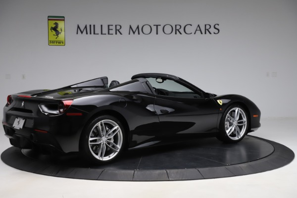 Used 2016 Ferrari 488 Spider for sale $242,900 at Aston Martin of Greenwich in Greenwich CT 06830 8