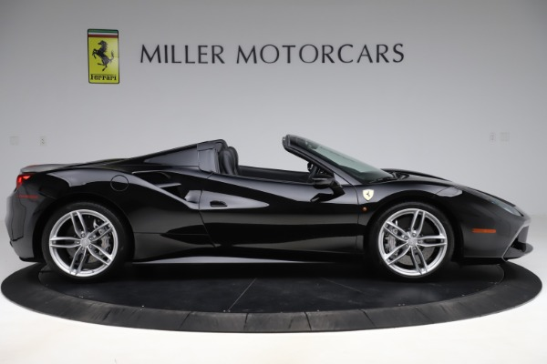 Used 2016 Ferrari 488 Spider for sale $242,900 at Aston Martin of Greenwich in Greenwich CT 06830 9