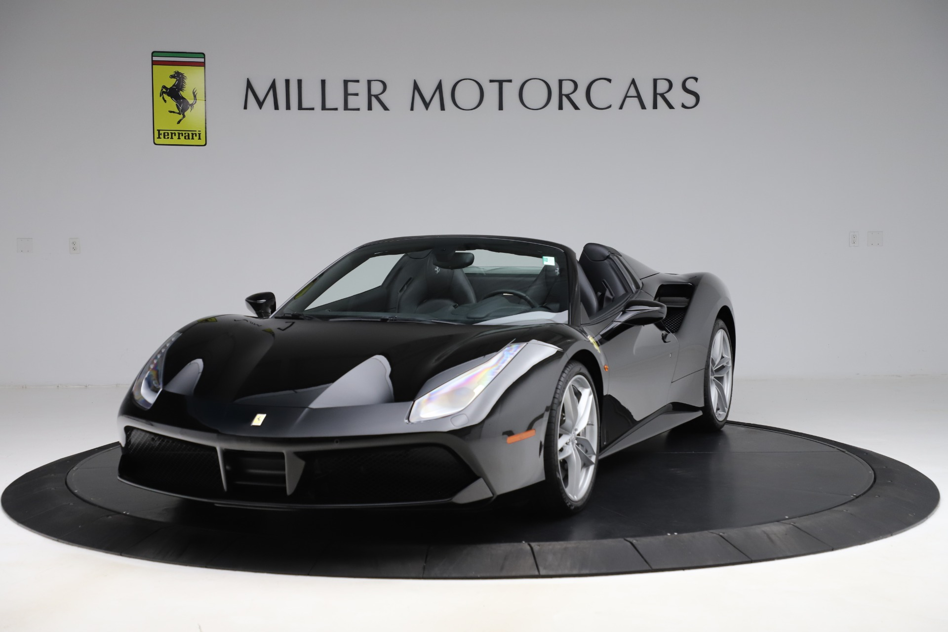 Used 2016 Ferrari 488 Spider for sale $242,900 at Aston Martin of Greenwich in Greenwich CT 06830 1