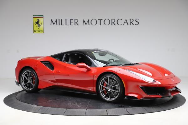 Used 2019 Ferrari 488 Pista for sale $451,702 at Aston Martin of Greenwich in Greenwich CT 06830 10