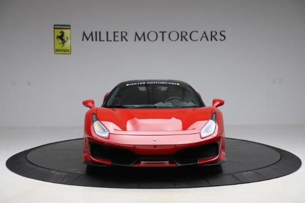 Used 2019 Ferrari 488 Pista for sale $451,702 at Aston Martin of Greenwich in Greenwich CT 06830 12