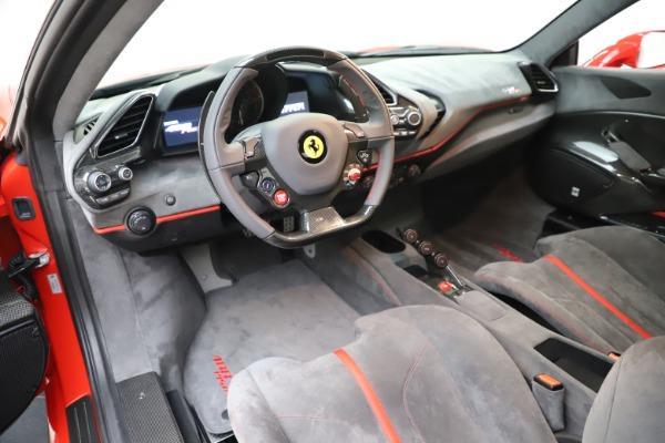 Used 2019 Ferrari 488 Pista for sale $451,702 at Aston Martin of Greenwich in Greenwich CT 06830 13