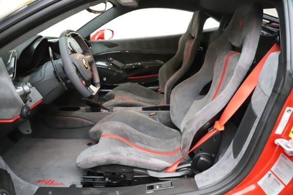 Used 2019 Ferrari 488 Pista for sale $451,702 at Aston Martin of Greenwich in Greenwich CT 06830 14