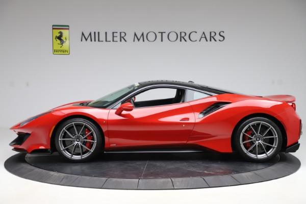 Used 2019 Ferrari 488 Pista for sale $451,702 at Aston Martin of Greenwich in Greenwich CT 06830 3