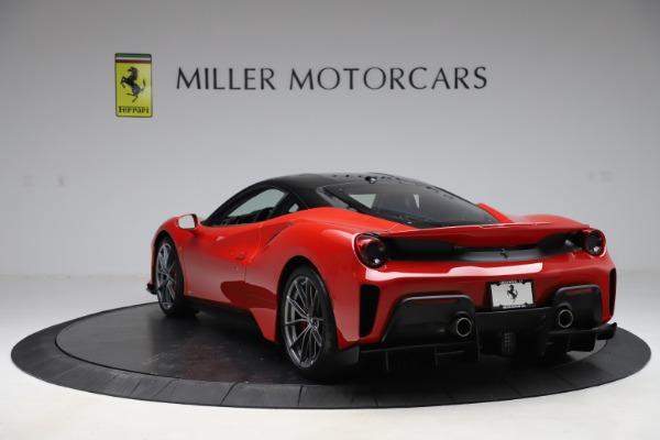 Used 2019 Ferrari 488 Pista for sale $451,702 at Aston Martin of Greenwich in Greenwich CT 06830 5